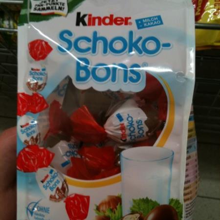 Schellack Schokobons