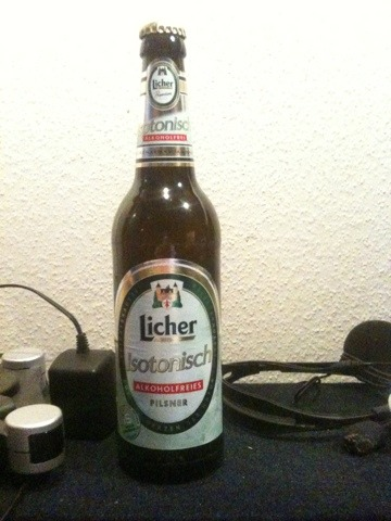Licher Isotonisch Alkoholfreies Pilsner 0,5 l