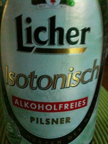 Licher Isotonisch Alkoholfreies Pilsner 0,33 l