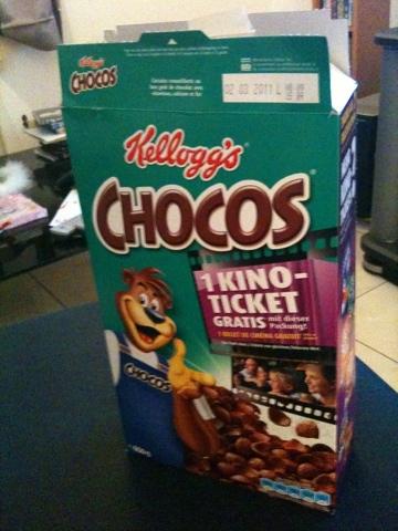 Kellogg`s Chocos 600 g