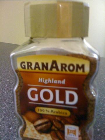 Gran Arom Highland Gold 100 g