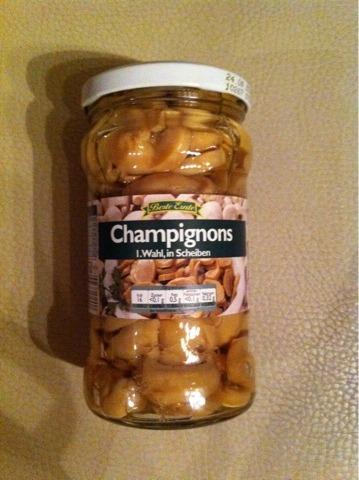 Beste Ernte Champignons 1. Wahl 280 g