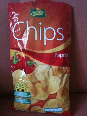 Clarky´s Chips
