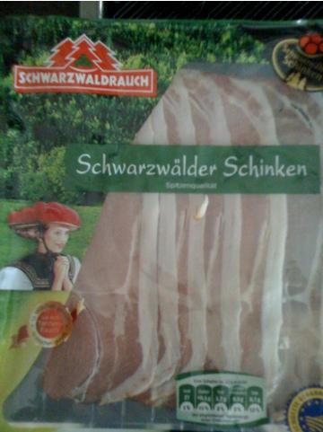 Schwarzwaldrauch Schwarzwälder Schinken Spitzenqualität