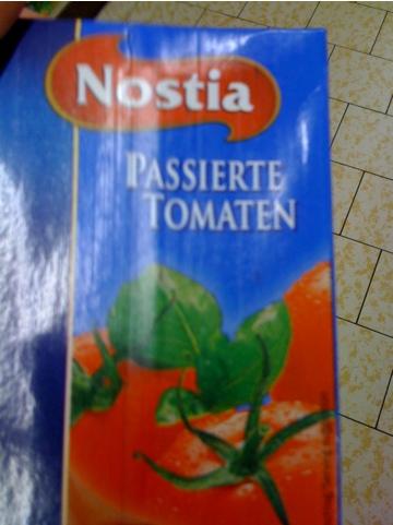 Nostia Passierte Tomaten 500 g