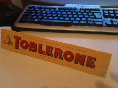 Toblerone Milch 400 g