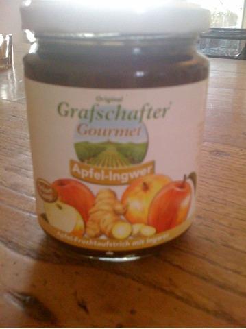 Grafschafter Gourmet Apfel-Ingwer
