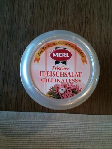 Merl - Frischer Fleischsalat