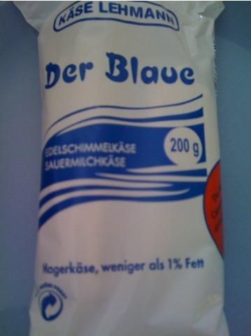 Käse Lehmann Der Blaue 200 g