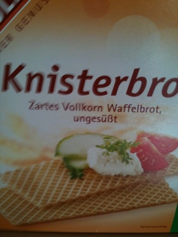 3 Pauly - Knisterbrot