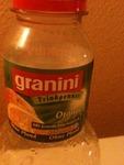 Granini Trinkgenuss Orange mit Fruchtfleisch 1,0 l PET