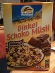 Dinkel Schoko Müsli 750 g