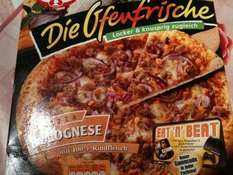 Dr. Oetker Die Ofenfrische Bolognese 410 g