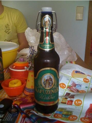 Kapuziner Weißbier 0,5 l