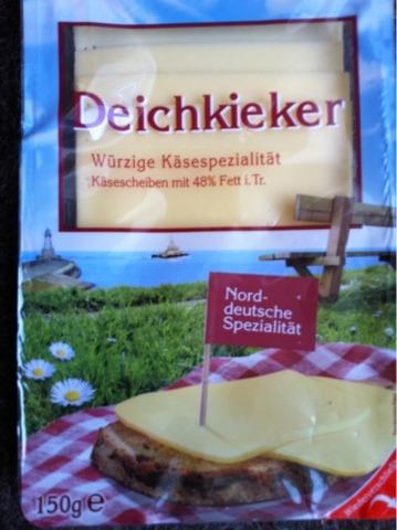 Deichkieker Würzige Käsespezialität 150g
