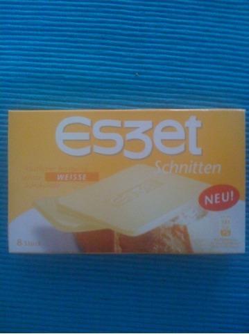 Eszet-Schnitten Weiße 75 g
