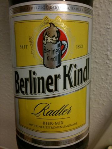 Berliner Kindl Radler 0,5 l
