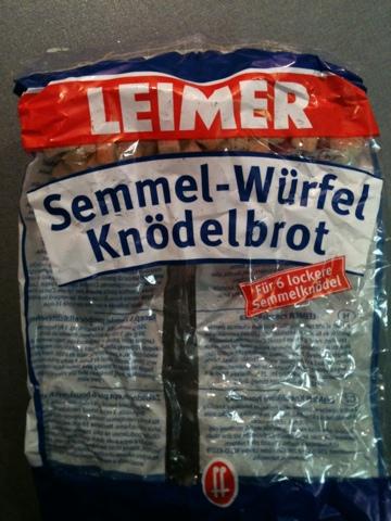 Leimer Semmel-Würfel 250g
