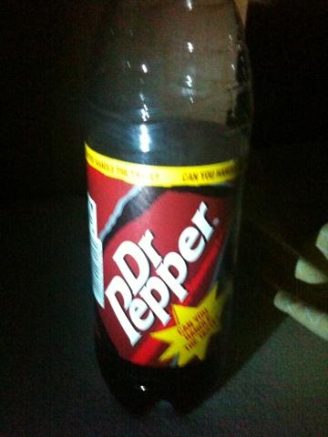 Dr Pepper 0,5 l PET