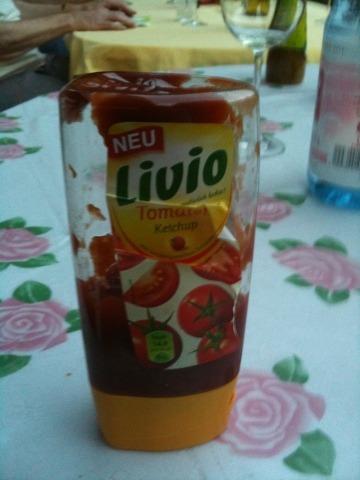 Livio Tomaten Ketchup