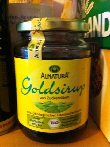 Alnatura Goldsirup aus Zuckerrüben 450g