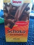 MUH laktosefreier H-Schoko aus Vollmilch