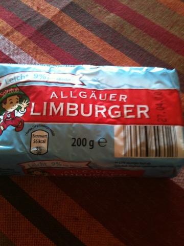 Allgäuer Limburger 200 g 40 % Fett i. Tr.