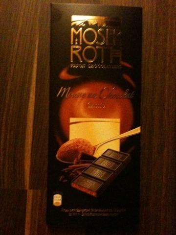 Moser Roth Mousse au Chocolat Sauerkirsch-Chilli