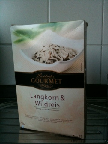 Gourmet Langkorn & Wildreis 1 kg