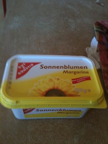 Gut&Günstig Sonnenblumen Margarine 500g