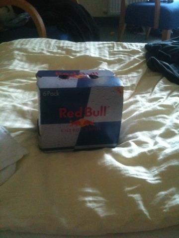 Red Bull 6 x 250 ml