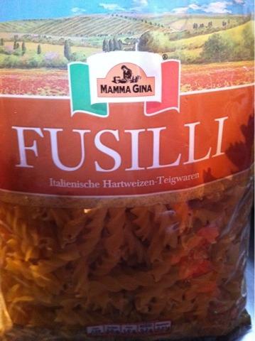 Mamma Gina Fusilli
