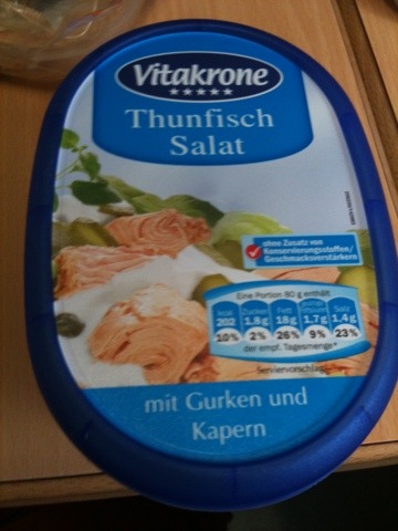 Vitakrone Thunfisch Salat