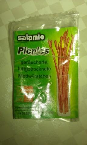 Salamio Picnics 100 g