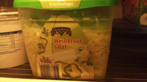 Fürstenkrone Weißkrautsalat 1000 g