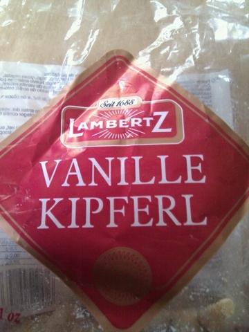 Lambertz-Vanille Kipferl
