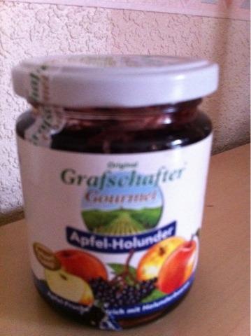 Grafschafter Gourmet Apfel-Holunder