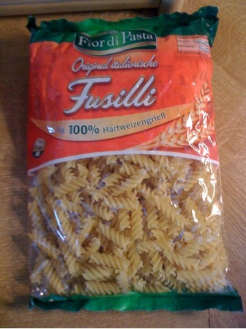 Fior di Pasta Fusilli 500 g
