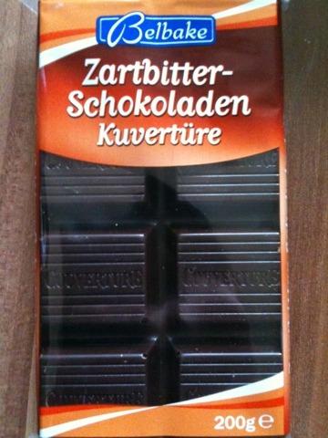 Favorina Kuvertüre Zartbitter 200 g