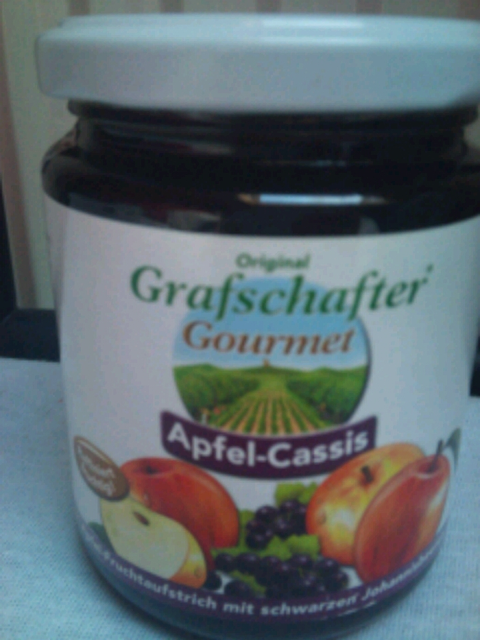 Grafschafter Gourmet Apfel-Cassis