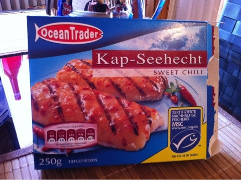 Kap Seehecht Sweet Chili Ocean Tarder