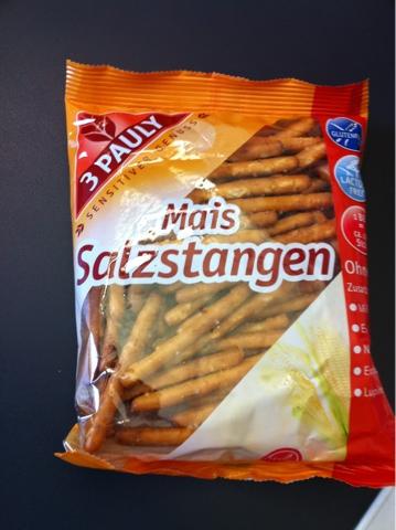 3 Pauly - Mais Salzstangen