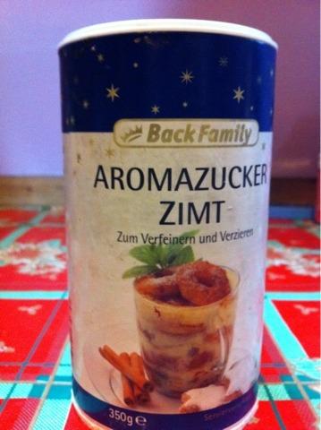Back Family Aromazucker Vanille