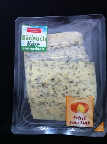 Salzburger Land Bärlauchkäse aromatisch 175 g