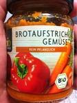 Biozentrale Brotaufstrich Gemüse