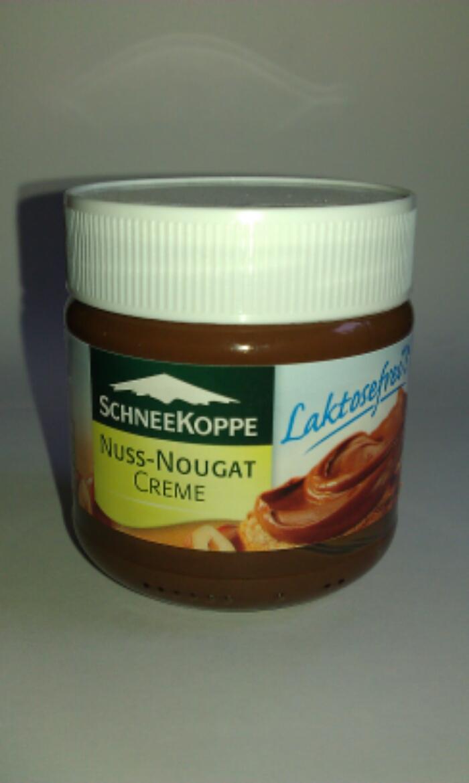 SchneeKoppe Nuss-Nougat Creme