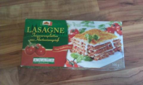 Mamma Gina Lasagne