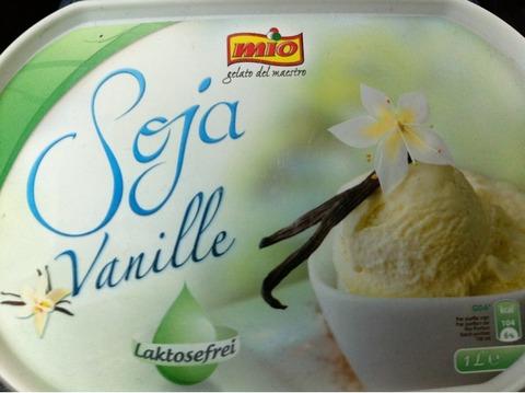 Mio Soja Vanille Eis