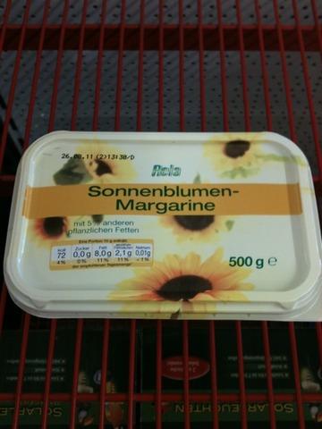 Rela Sonnenblumen-Margarine 500 g