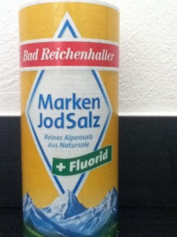 Bad Reichenhaller Marken Jodsalz +Fluorid